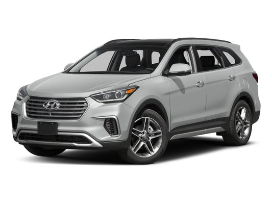 2017 Hyundai Santa Fe Limited Ultimate | Oklahoma ...