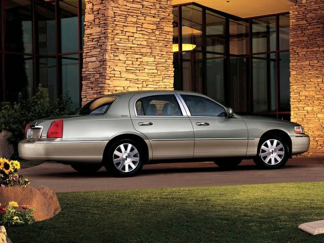 2005 Lincoln Town Car Signature Limited In Oklahoma City Ok Ted Moore Auto Group