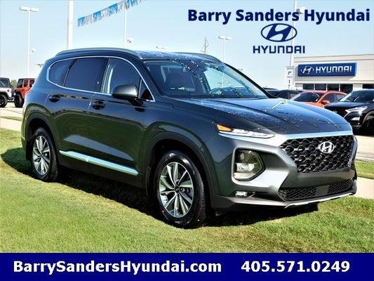 2020 Hyundai Santa Fe Sel 2 4 Rainforest Oklahoma Dealerships Hyundai Santa Fe For Sale Bl0033