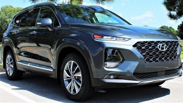 2020 Hyundai Santa Fe Sel 2 4 Rainforest Oklahoma Dealerships Hyundai Santa Fe For Sale Tl765